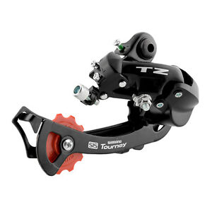 TZ50 5//6//7// Speed Direct Mount MTB Rear Mech Derailleur Bicycle Bike Accessories