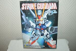 Figurine-maquette-strike-gundam-g-neo-seed-bandai-mobile-suit-model-kit