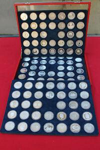10-euro-Germania-Ag-925-FDC-e-FS-dal-2002-al-2010
