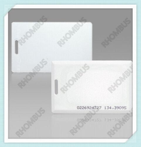 Imprimé RFID Proximité 125 kHz 1 m Long Gamme Moyenne EM ID Clamshell carte n/'ayant pas