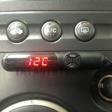 Voiture Thermomètre Voltmètre Horloge Digital FIAT Marea Barchetta Cinquecento