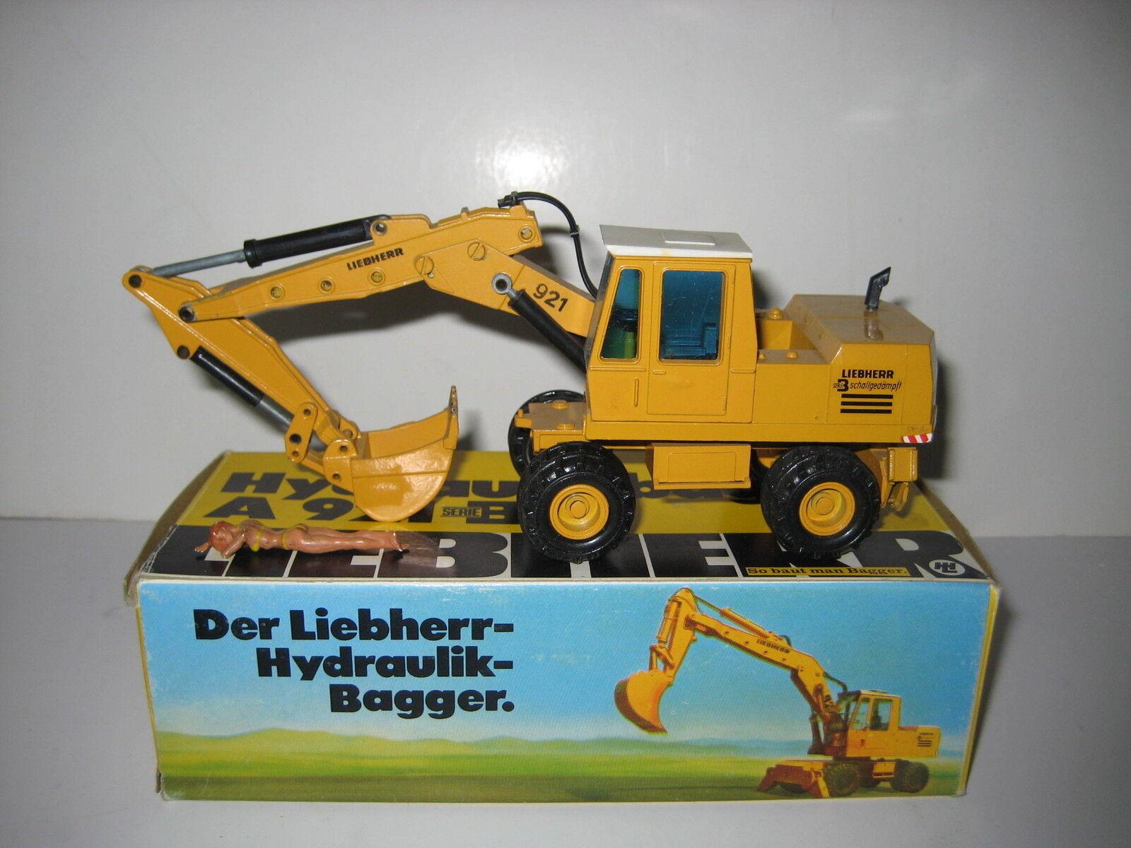 Liebherr A 921 Série B Excavateurs tieflöffel mobile  2820.9 d'1 50 Neuf Dans Sa Boîte