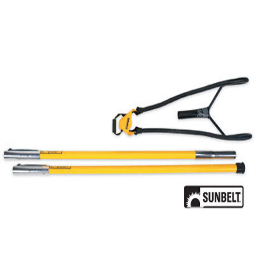 JAMESON ARBORIST KIT WITH TWO 4/' POLES AND BIGSHOT SLING #FG-BS-KIT1