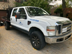 2008 Ford F 350 Super Duty