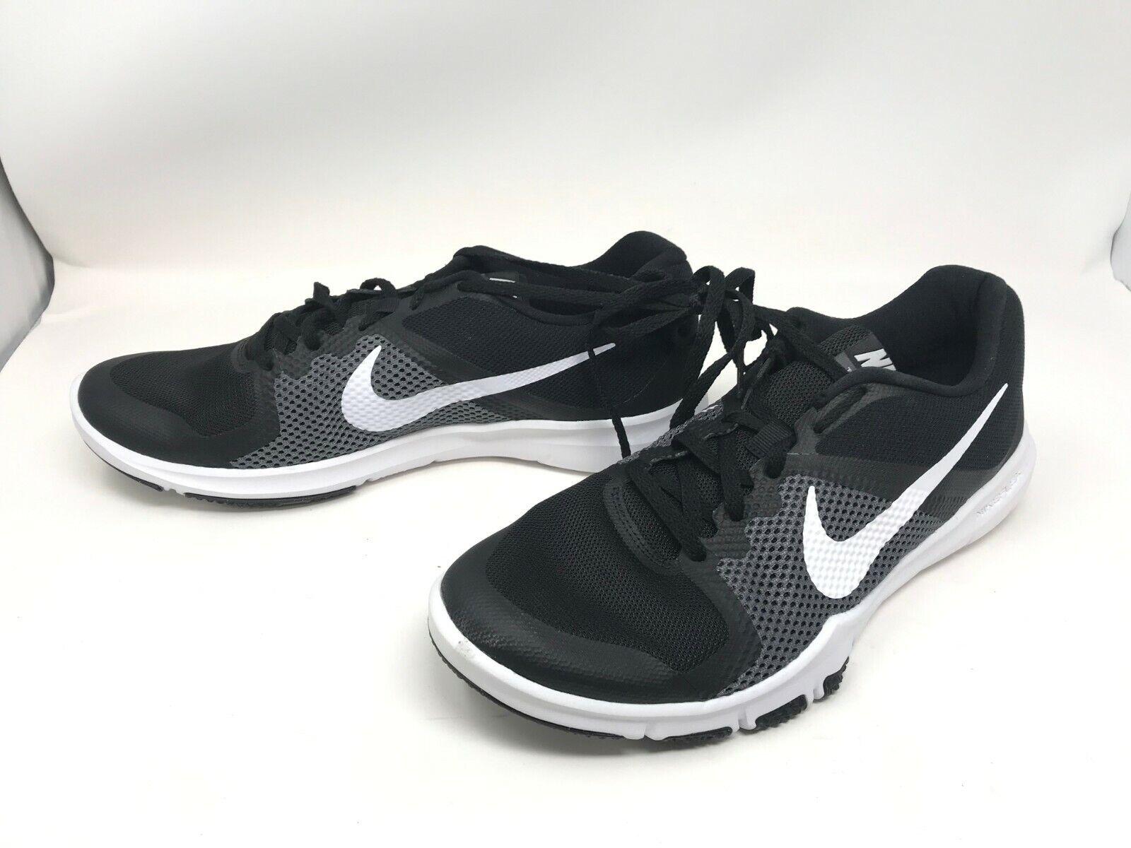 Mens Nike Nike Nike (898459-010) Flex Control Cross Trainer shoes (28N) 753c73