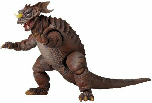 Revoltech Godzilla Kaiyodo SciFi Super Poseable Action Figure-004 .. From Japan