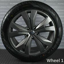 """R20/""""  SPARE TYRE COVER WHEEL PROTECTIVE TYRE BAG SPACE SAVER FOR VW TOUAREG R20"""