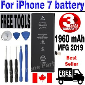 OEM-Brand-New-Full-Capacity-iPhone-7-Battery-1960-mAh-With-Free-Tools