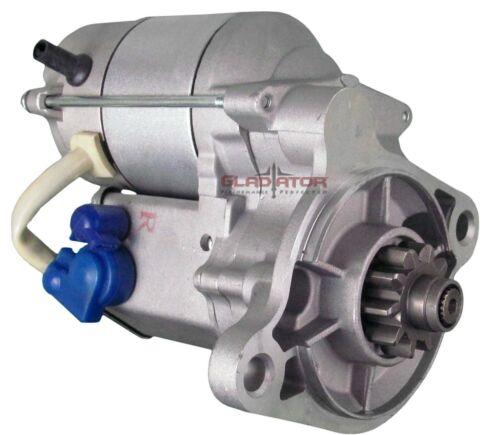 Brand New Forklift Starter Motor fits Caterpillar F-227 etc 12V 10 Tooth D141164