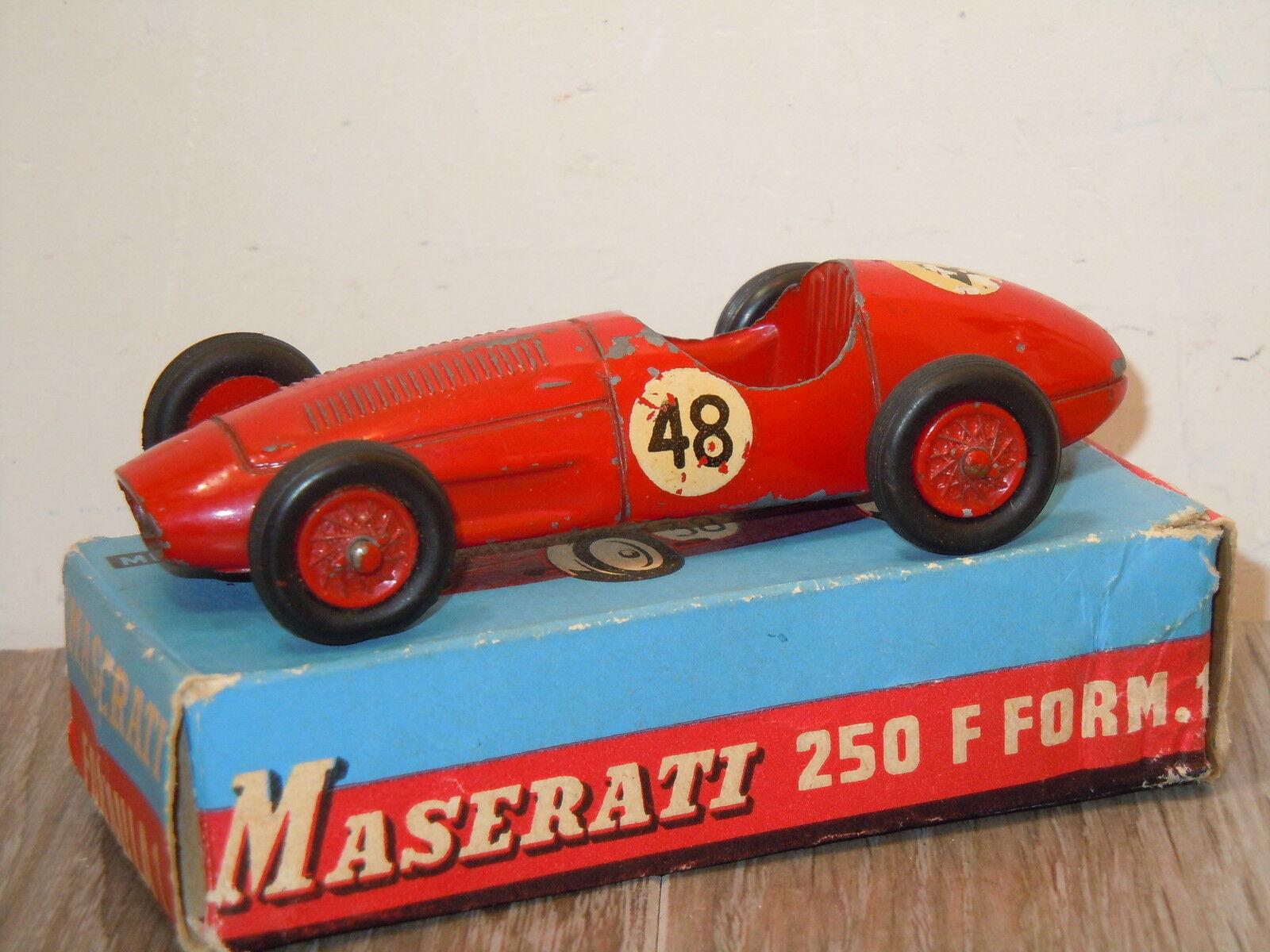 Maserati 250F Formule 1 van Mercury 52  in Box 18591