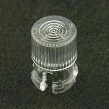 LED Lens 5mm Clear (3 Pack)