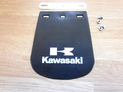 Kawasaki Mud Flap 165mm long x 120 wide Front Mudflap