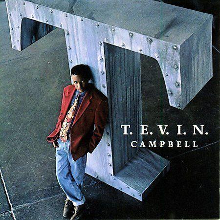 1 of 1 - T.E.V.I.N. CAMPBELL. like new.