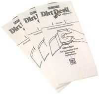 Dirt Devil Type Handheld Vacuum Bags (6-pack), 3010347001