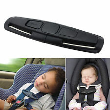 Hup Car Children Baby Safety Seat Strap Belt Harness Chest Clip Safe Lock Buckle