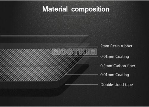 Carbon Fiber Dashboard Side Air Vent Cover Trim For Lexus NX 200t 300h 2014-2018