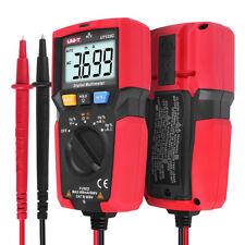 Digital Multimeter Voltmeter Ammeter Ohmmeter Diode Voltage Ac Dc Tester Meter