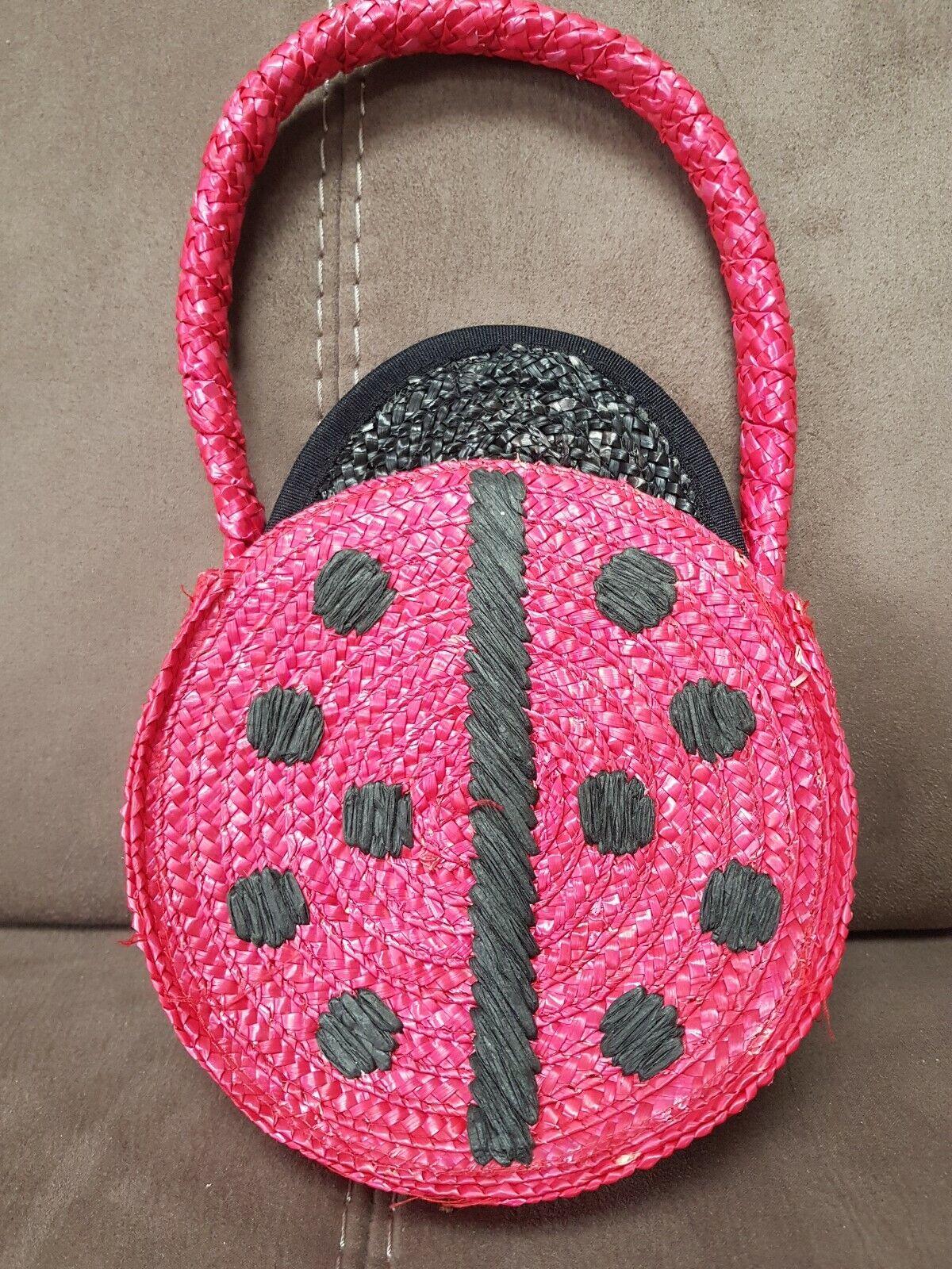 New Next Ladybird Handbag