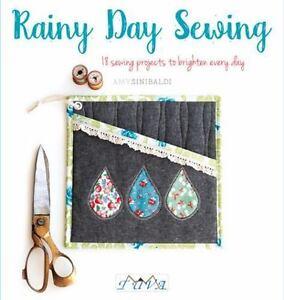 Amy-Sinibaldi-Rainy-Day-Sewing-UK-IMPORT-BOOK-NEW