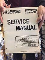 Mercury Outboard Svc Manual