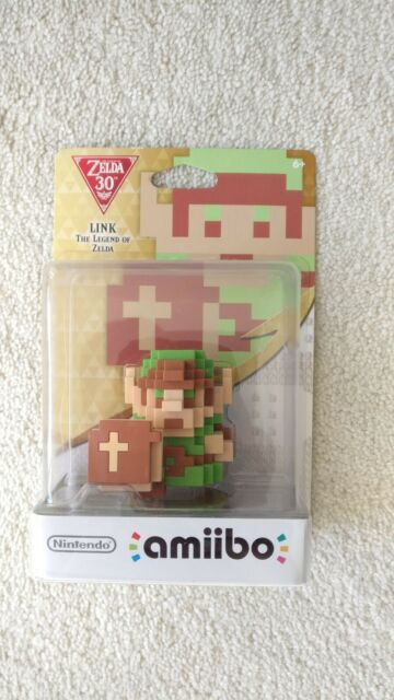 AUTHENTIC The Legend Of Zelda - 30th Anniversary Amiibo: Link - BRAND NEW!