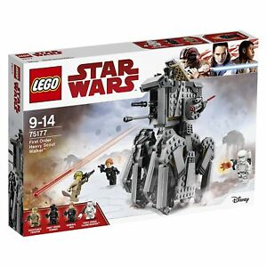 Set Lego Star Wars Réf: 75177 - First Order Heavy Scout Walker Neuf Scellé