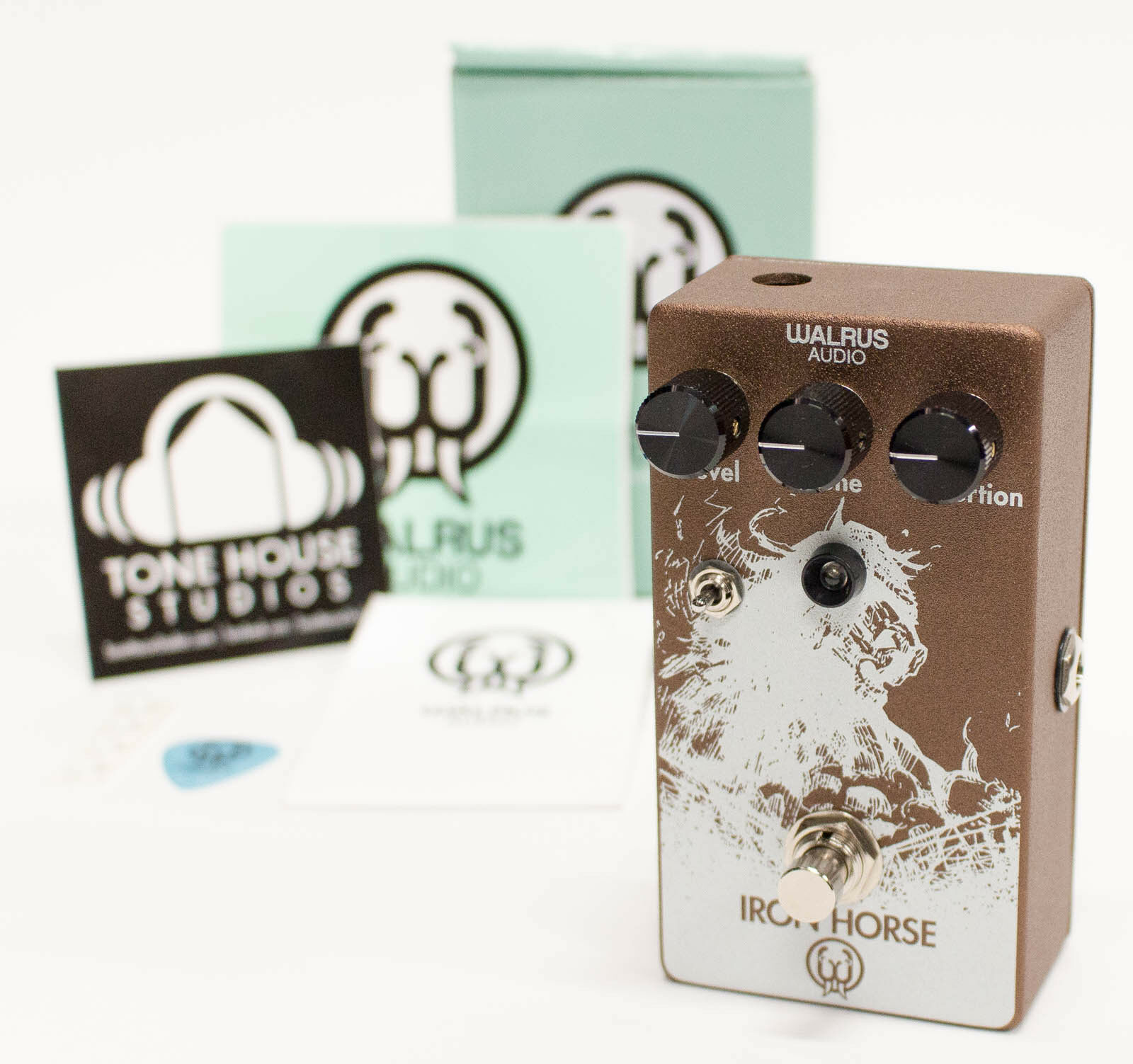 Walrus Audio Voyager Smooth Copper Overdrive Guitar Effect Pedal NEW LTD Edition