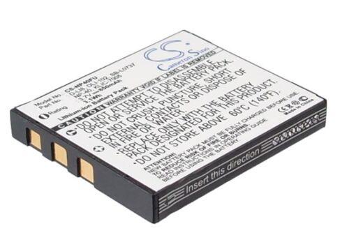 Reino Unido Batería Para Fujifilm Finepix 455 Zoom Finepix F402 Np-40 Np-40n 3.7 v Rohs