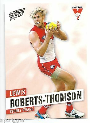 2013 Prime Select (195) Lewis ROBERTS-THOMSON Sydney