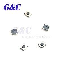New Listing50pcs100pcs 342mm Mini Tact Tactile Push Button Switch Smd 4pin New
