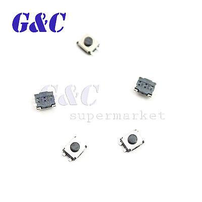 20PCS 3×4×2mm Mini Tact Tactile Push Button Switch SMD-2Pin