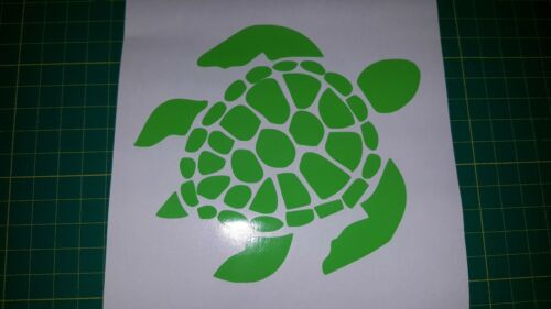 Turtle Vinyl Decal Sticker For Car Truck Window Game Console