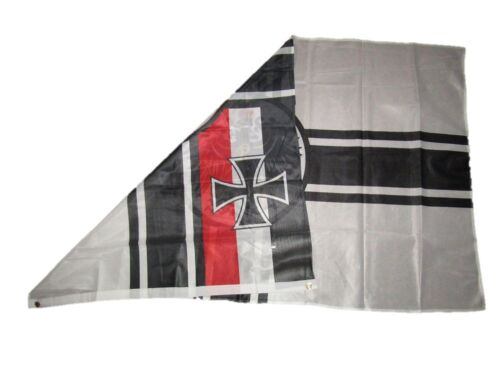 200 Denier 3x5 German Imperial War Germany Knitted Polyester Flag 3/'x5/'