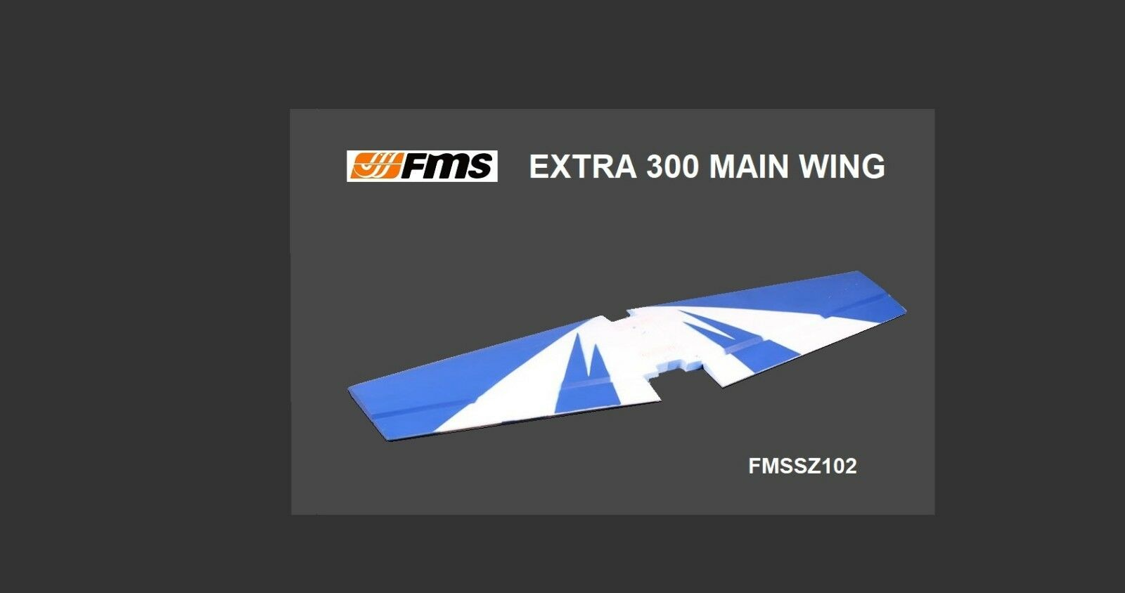 FMS Extra 300 Main Wing