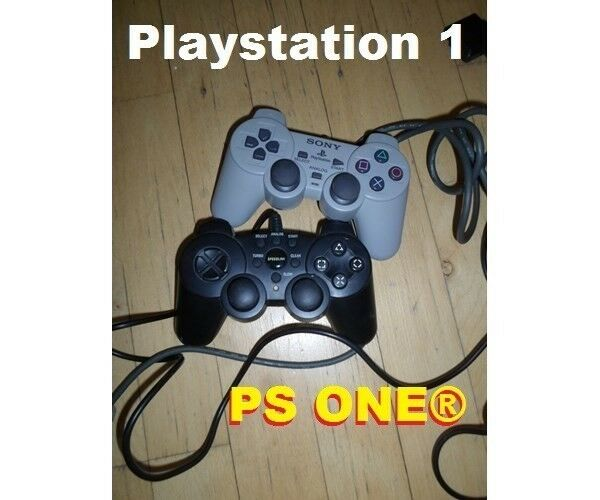 Playstation 1, Controllere