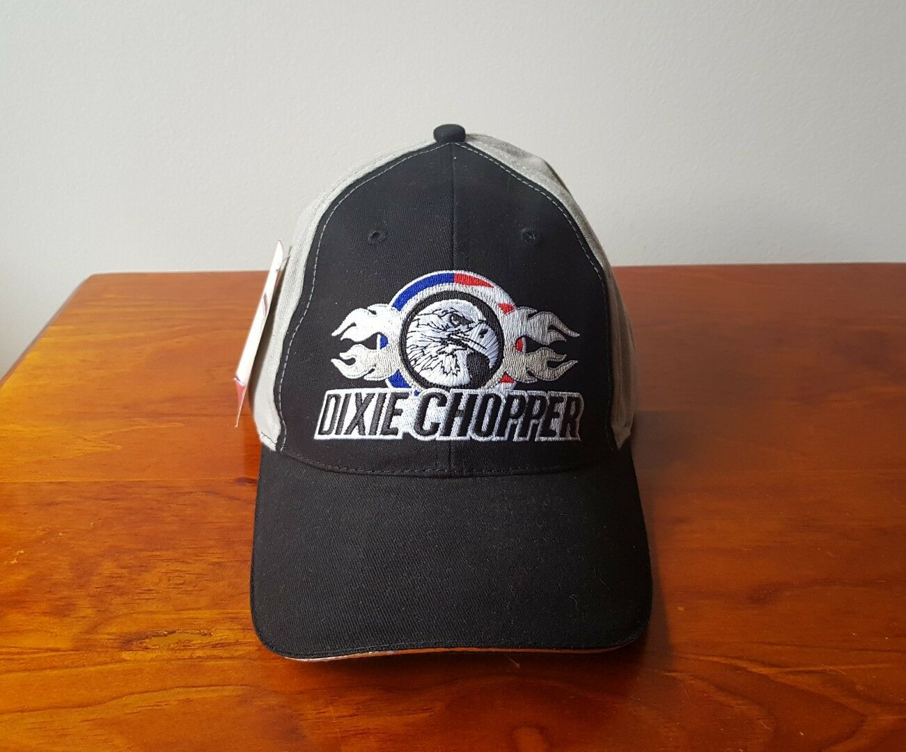 BNWT Dixie Chopper Worlds Hat Sample Only Cap Worlds Chopper Fastest Lawnmowers Strapback Eagle 2f7094
