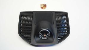 Porsche 95B STOPPUHR Abdeckung Blende Schalttafelverkeidung Verkleidung Uhr k.78