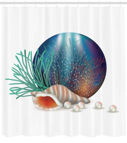 Pearls Duschvorhang Unterwasser-Meeresmarine