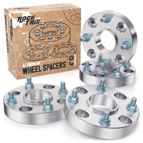 "4pc 1/"" ATV 4//110 Wheel Spacers for Honda Kawasaki Suzuki Yamaha 4x110 10x1.25"