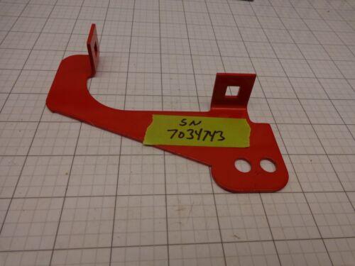 Snapper OEM NOS 7034743 Anti Scalp Deck Gauge Wheel Bracket Mount LH   7034743YP