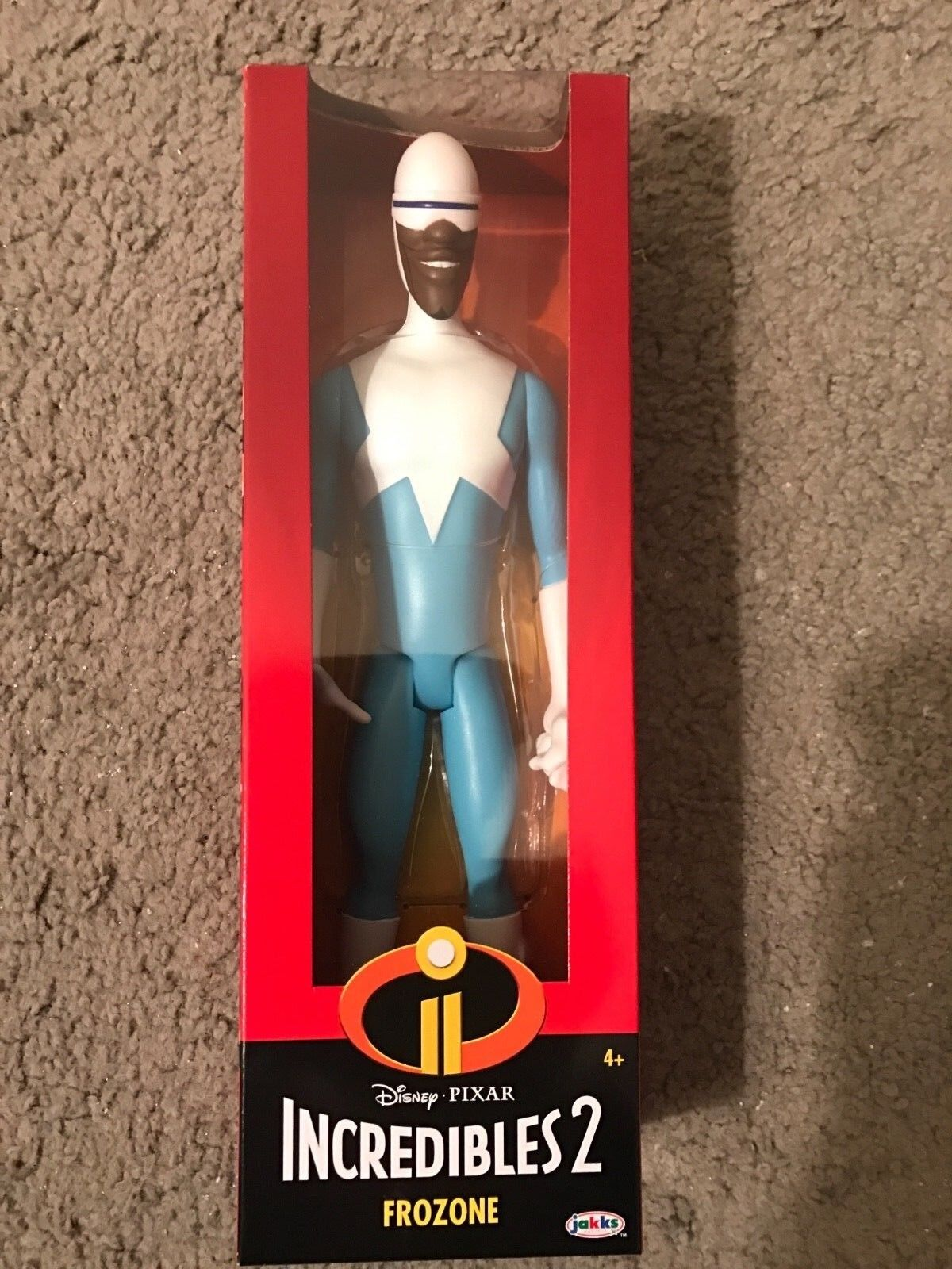 The incrotibles 2  frozone puppe limited edition