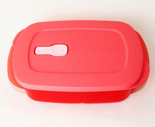Tupperware Micro Crystal Wave 1,0 L Rose avec classification Micro-Ondes Vaisselle