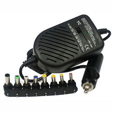 Universal 12V Car DC Battery Charger Adapter For Notebook Laptop HP IBM Sony
