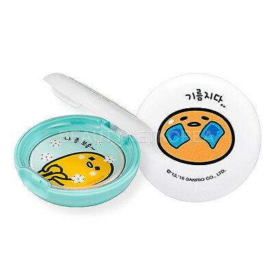 [HOLIKA HOLIKA] Gudetama Sweet Cotton Sebum Clear Pact 9g / mineral powder