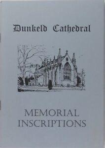 Book Dunkeld Cathedral Scotland Memorial Gravestones and Epitaphs - Northampton, Massachusetts, United States - Book Dunkeld Cathedral Scotland Memorial Gravestones and Epitaphs - Northampton, Massachusetts, United States