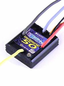 NEW Mtroniks TIO Marine 50A Li-PO Safe Speed Controller for Model Boats