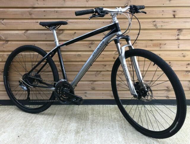Specialized Crosstrail Sport Disc Bike Large For Sale Ebay