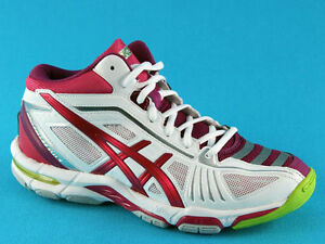 FW17 ASICS FIPAV SCARPE GEL VOLLEY ELITE 2 MT DONNA PALLAVOLO WOMAN B350N 0125