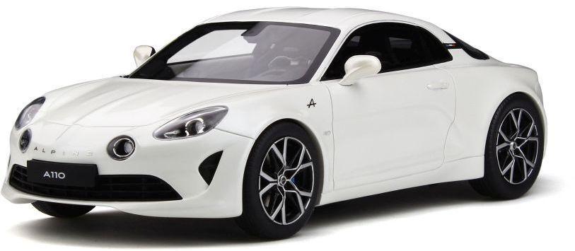OTTO MOBILE 736 ALPINE A110 PURE resin model voiture  blanc Ltd Ed 999 only 1 18th  nouveaux styles les plus en vogue