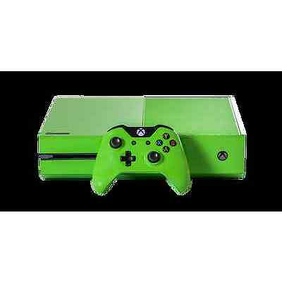 500GB Xbox One Lime Green Console PREMIUM REFURBISHED + Warranty!!!